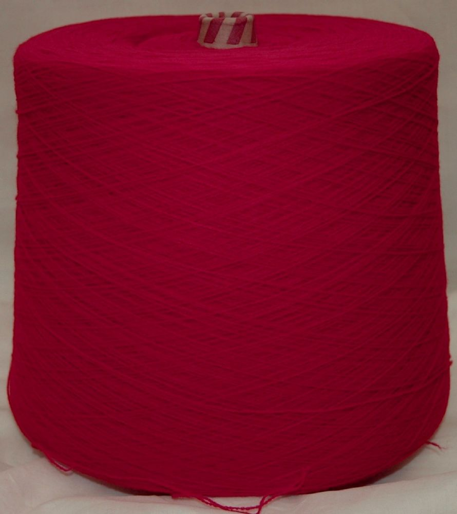 High Bulk Yarn 2/28s - Scarlet - 1300g
